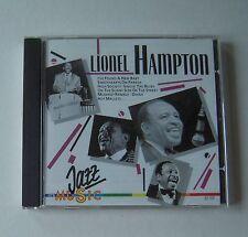 "CD Vibraphon Jazz Lionel Hampton ""its Jazz music"" historic recordings"