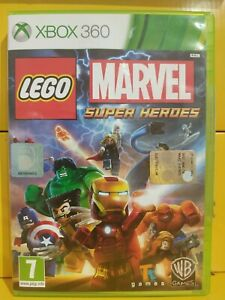 Lego Marvel Super Heroes GIOCO XBOX 360 VERSIONE ITA