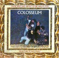 Colosseum Those Who Sind Etwa Zu Die Gruß Du (2013) Neuauflage CD Neu / Verpackt