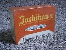 """ TACHIKAWA "" MISB PEN NIBS Made in Japan Vintage TOKYO NEW RARE"