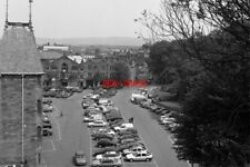 PHOTO  1996 TOWN HALL SQUARE ROCHDALE VIEW  UP NELSON STREET IN THE CENTRE OF TH