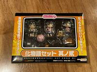 NENDOROID PETIT Bakemonogatari Set #2 Sono Ni AUTHENTIC Japan Figure Set