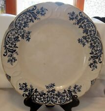 "Antique Art Deco HE Pearson Pottery ""C"" Hanley ""Perth"" Pattern British Plate"