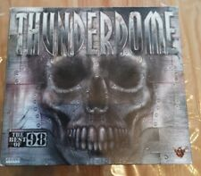 Thunderdome The Best Of 1998 CD