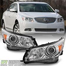 2010 2011 2012 2013 Buick LaCrosse HID/Xenon Headlights Headlamps Left+Right Set