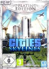 Cities Skylines Platin Edition PC / OS X / LINUX NEU