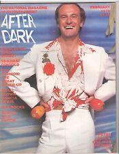 AFTER DARK entertainment magazine/PETER ALLEN 2-78