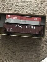 Athearn Trains Soo Line, Hopper Car, 60239, Pacemaker Freight Car. Mint