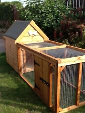 Dog Kennel and Run for Small Dog with Run - Quality item. Could Deliver