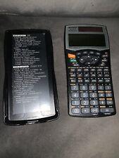 sharp calculator El-W516