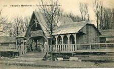 France Verdun Bombarde - Foyer du Permissionaire old postcard