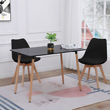 Modern Dining Table Classical Scandinavian design Dining Kitchen Table-120*80 cm
