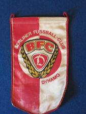 Dynamo Berlin Football Club-Pennant-début années 1980