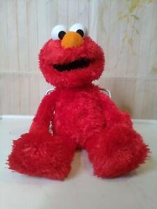 Sesame Street Elmo singing &  talking interacting tickling giggling Elmo