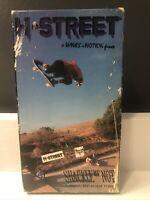H-Street Shackle Me Not VHS Tape Matt Hensley Danny Way Ron Allen Classic Skate