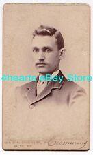 G16-1108 John Garrett - Gaffney, SC - 1883 Univ of Maryland DDS - id'd
