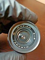 MIR-11 M 12mm F2 lens for Kiev-16U 16mm movie camera 32mm mn BMPCC MFT Flektogon