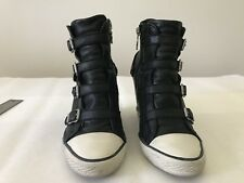 ASH Leather Sneakers Sz 37 wedge