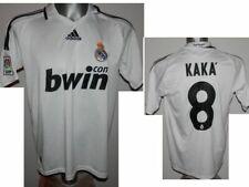 LFP 2008-09 FC Real Madrid Kaka #8 Home Football Shirt Jersey - XLB - 16A - 176