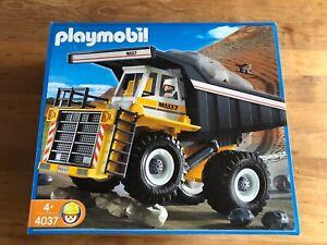 Playmobil 4037 4+ Mega-Muldenkipper