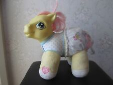 My little pony G3 bedtime blessings with Bright Night plush
