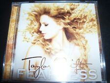Taylor Swift – Fearless (Australia) CD – Like New