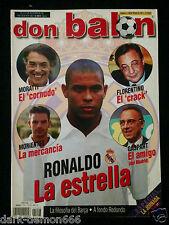 DON BALON 1403 REAL MADRID-FEYENOORD-BARCELONA-ESPANYOL-DEPORTIVO CORUÑA-ETC