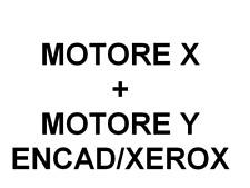 MOTORE DELLE X + MOTORE DELLE Y PER PLOTTER ENCAD CADJET2 - XEROX 2230IJ