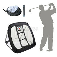 Indoor/Outdoor Golf Pitching Chipping Net Practice Practice Training Target Aid