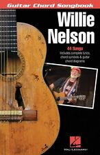 Willie Nelson Guitar Chord Songbook Sheet Music Guitar Chord SongBook  000148273