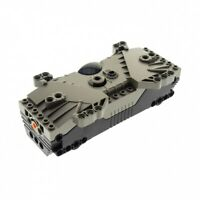 1 X Lego Technique Electric Moteur B-Ware Incomplé Alt-Dunkel Gris Infrarouge Re