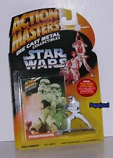 Star Wars Stormtrooper # 62675 Kenner Action Masters 1994 Diecast Release
