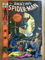 Amazing Spider-man #96, VG- 3.5, No Comics Code, Drug Issue, Green Goblin
