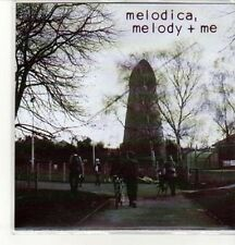 (CZ891) Melodica, Melody & Me - Imperfect Time - 2012 DJ CD