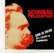 (DJ237) Scumbag Philosopher, God Is Dead So I Listen to Radiohead - 2011 DJ CD