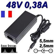 Adaptateur Chargeur 48V CISCO IP CP-7961G CP-7962 CP-7965G CP-7970G CP-7971