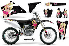AMR RACING OFF ROAD MOTOCROSS DECAL GRAPHIC KIT YAMAHA YZ 250/450 F 06-09 MIBGK