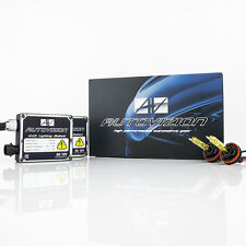 Autovizion SS Series H11 3000K Golden Yellow HID Xenon Kit Low Beam 35 Watts