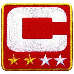 SUPERDOME SUPER BOWL XLVII 47 SAN FRANCISCO 49ERS 2-STAR CAPTAIN's JERSEY PATCH