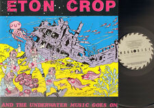 ETON CROP And The Underwater Music Goes On LP 1987