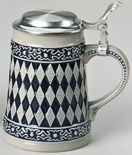 Pot à Bière 500ml Céramique Chope À Pichet de Verre Accessoire NEUF