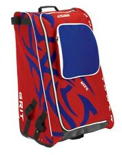"Grit Inc HTFX Hockey Tower 36"" Wheeled Equipment Bag Red HTFX036-MO (Montreal)"