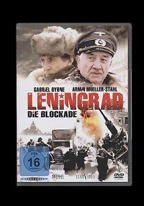 DVD LENINGRAD - DIE BLOCKADE - Kriegsfilm mit ARMIN MÜLLER-STAHL ** NEU **