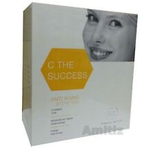 HOLY LAND C The Success Anti Aging Kit: Cleanser,Intensive Day Cream,Night cream