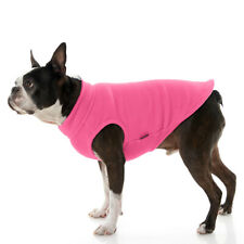New listing Gooby Stretch Fleece Dog Vest - Pullover Sweater - Refurbished Pink
