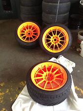 Fluorescent Orange 49/24080 Tiger Drylac 2 Coat Powder Coat 1lb