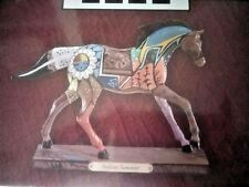 TRAIL OF PAINTED PONIES-INDIAN SUMMER- HORSE FIGURINE NIB