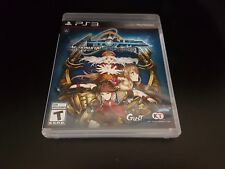 Ar Nosurge: Ode to an Unborn Star [PS3] [PlayStation 3] [Complete!]