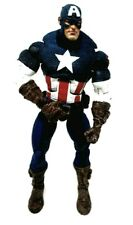 Marvel Legends ultimate captain america figure steve rogers avengers (B1)