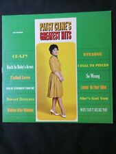 Patsy Cline – Greatest Hits LP  vinilo